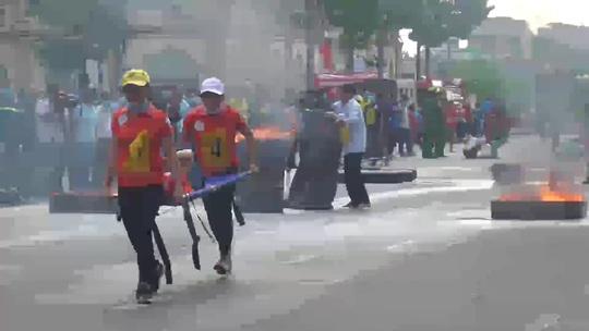 Tiền Giang phát động Tháng Công nhân - Ảnh 2.