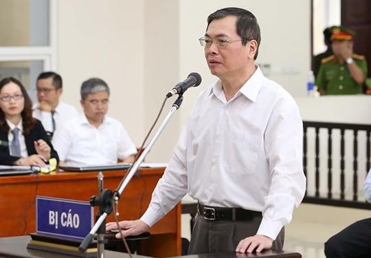 Tuyên phạt nguyên bộ trưởng Bộ Công Thương Vũ Huy Hoàng 11 năm tù - Ảnh 1.