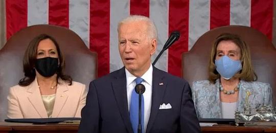 """Tổng thống Biden: Mỹ phải """"chiến thắng trong thế kỷ 21"""" trước Trung Quốc - Ảnh 1."""