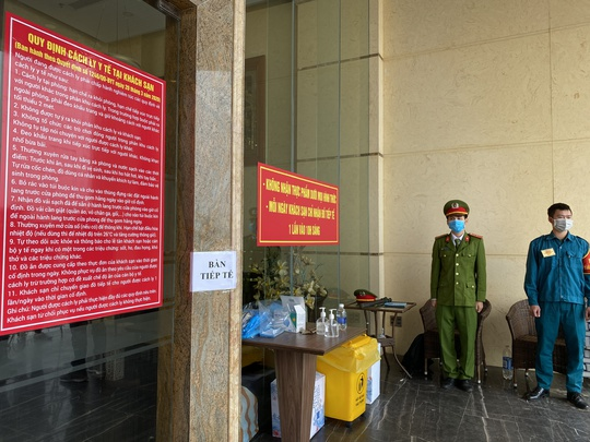 Đà Nẵng: Cách ly 9 nhân viên khách sạn liên quan ca dương tính SARS-CoV-2 ở Hà Nam - Ảnh 1.