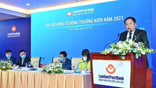 Bầu Thụy bất ngờ tham gia Hội đồng Quản trị LienVietPostBank - Ảnh 1.