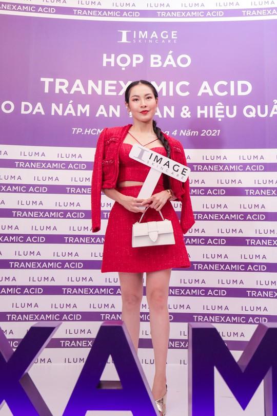 Ra mắt Tranexamic acid - bí quyết trị nám da an toàn - Ảnh 8.