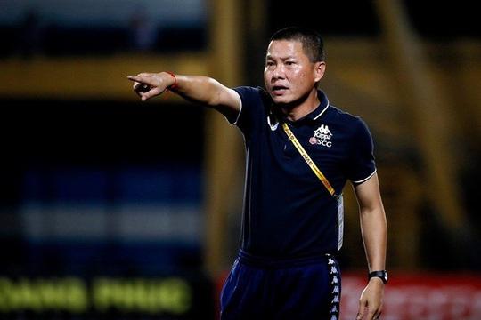 HLV Chu Đình Nghiêm chia tay CLB Hà Nội - Ảnh 1.