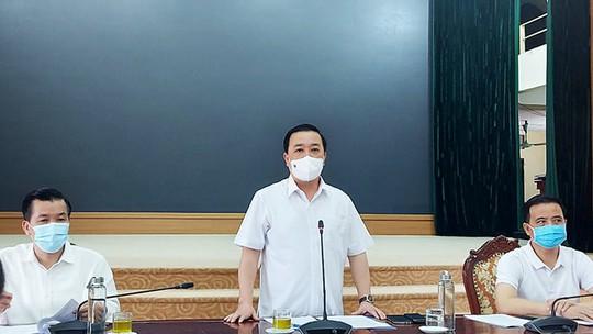 Phát hiện thêm 2 ca dương tính SARS-CoV-2 trong công ty có hàng ngàn người ở Hà Nội - Ảnh 2.