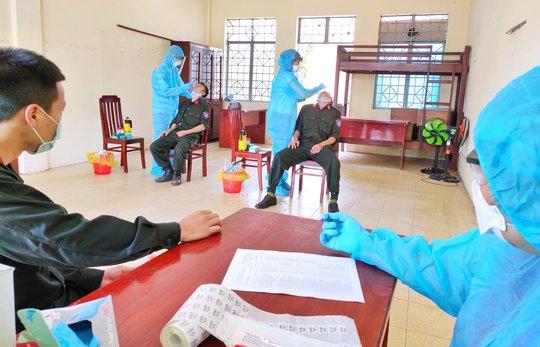 Đà Nẵng có kết quả xét nghiệm của 28 F1 liên quan ca bệnh 2899 ở Hà Nam - Ảnh 1.