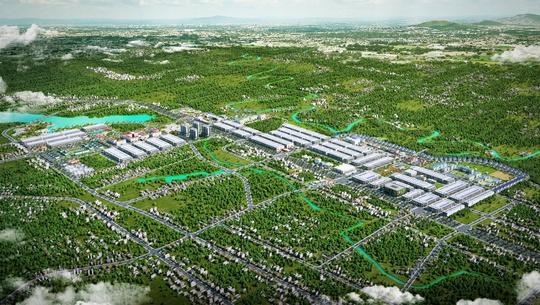 Giải mã sức hút đô thị trung tâm hành chính lớn nhất Việt Nam - Ảnh 1.
