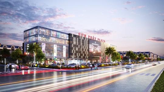 Giải mã sức hút đô thị trung tâm hành chính lớn nhất Việt Nam - Ảnh 3.