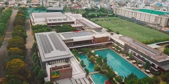 Gamuda Land ứng dụng hệ thống năng lượng mặt trời vào khu đô thị Celadon City - Ảnh 1.