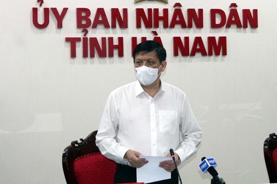 Ca siêu lây nhiễm từ Hà Nam lây Covid-19 cho 8 bệnh nhân TP HCM, Hà Nội và Hưng Yên thế nào? - Ảnh 2.