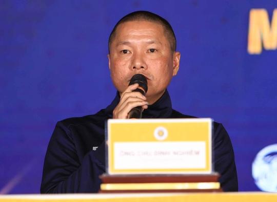 HLV Chu Đình Nghiêm: Bóng đá cần thành tích, chuyện thay đổi HLV là điều bình thường - Ảnh 2.