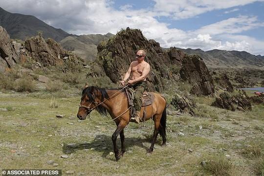 Tổng thống Putin có sức hút đối với công chúng - Ảnh 1.