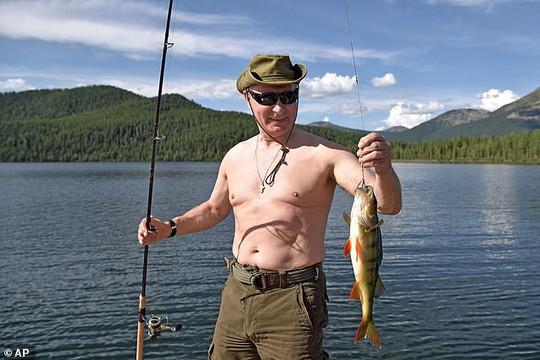 Tổng thống Putin có sức hút đối với công chúng - Ảnh 2.