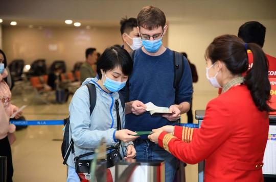 Vietjet khai thác một số đường bay quốc tế từ tháng 4 - Ảnh 1.