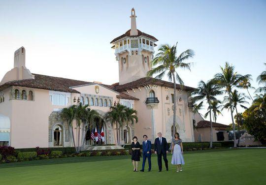 Khu nghỉ dưỡng của ông Trump chặt đẹp mật vụ Mỹ - Ảnh 2.