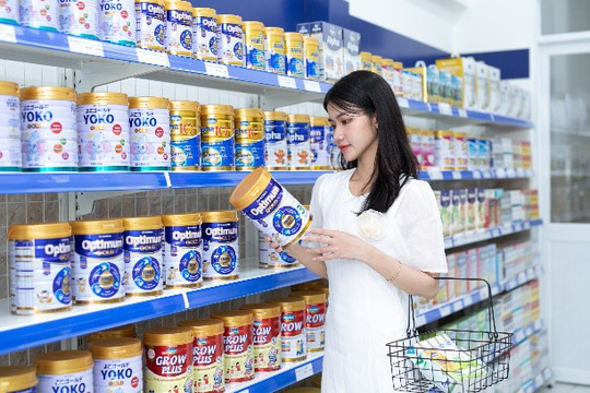 Vượt mốc 500 cửa hàng Giấc Mơ Sữa Việt, Vinamilk gia tăng trải nghiệm mua sắm cho người tiêu dùng - Ảnh 1.