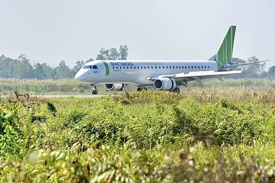 Cục Hàng không tuýt còi Bamboo Airways bán vé không đúng với slot được cấp - Ảnh 1.