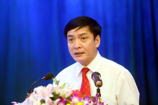 Bầu Tổng thư ký Quốc hội Bùi Văn Cường và 3 Chủ nhiệm Uỷ ban - Ảnh 1.