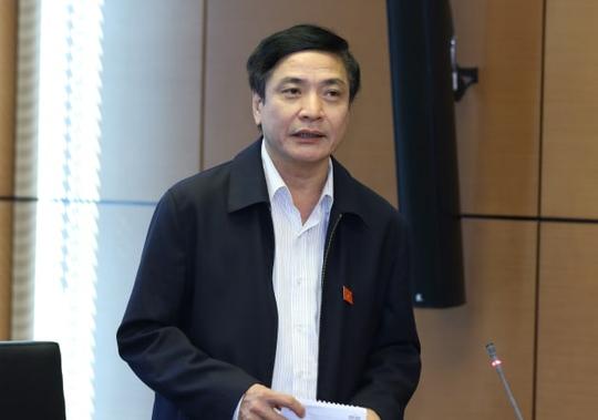 Bí thư Đắk Lắk Bùi Văn Cường được giới thiệu để bầu ủy viên Ủy ban Thường vụ Quốc hội - Ảnh 1.