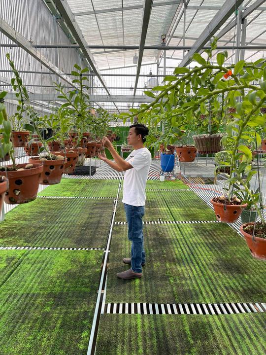 Ông chủ vườn lan Phạm Minh Minh nổi tiếng, được yêu mến đến không ngờ - Ảnh 4.
