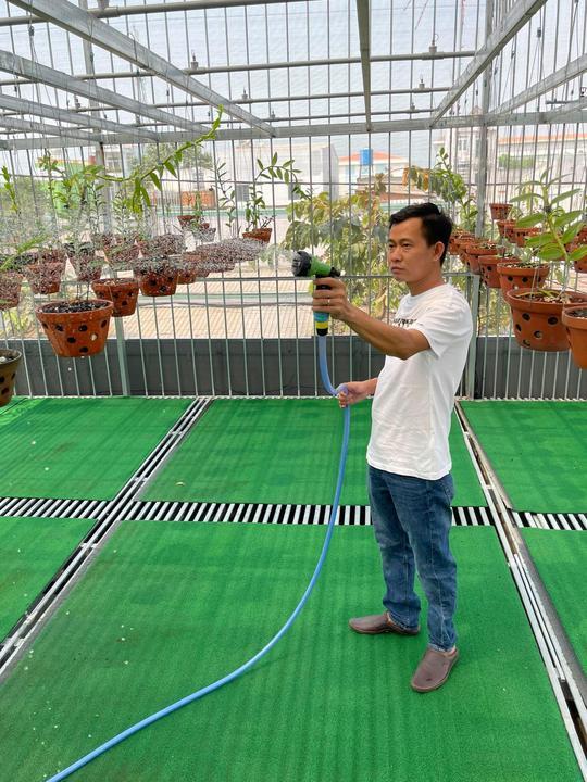 Ông chủ vườn lan Phạm Minh Minh nổi tiếng, được yêu mến đến không ngờ - Ảnh 2.