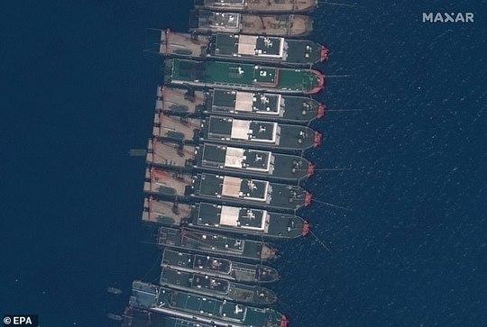 Mỹ, Trung Quốc đưa tàu sân bay vào biển Đông và Hoa Đông - Ảnh 1.