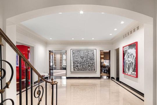 Bên trong căn hộ 40 triệu USD của con gái tỷ phú Mỹ - Ảnh 1.