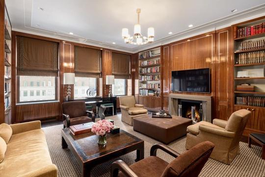 Bên trong căn hộ 40 triệu USD của con gái tỷ phú Mỹ - Ảnh 3.