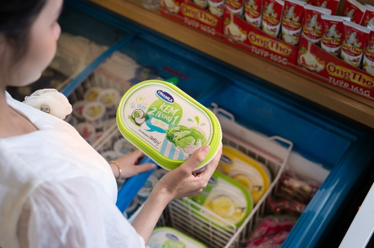 Vượt mốc 500 cửa hàng Giấc Mơ Sữa Việt, Vinamilk gia tăng trải nghiệm mua sắm cho người tiêu dùng - Ảnh 5.