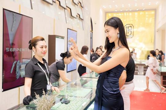 Lộc Phúc Fine Jewelry khai trương showroom Lộc Phúc - Bến Thành - Ảnh 2.