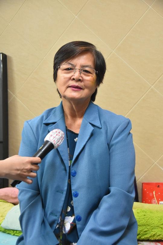 Mai Vàng nhân ái thăm nhà nghiên cứu Hoàng Văn Túc và NSƯT Phi Yến - Ảnh 6.