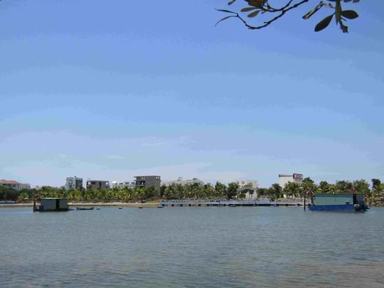 Lo ảnh hưởng cuộc sống, nhiều người dân Bình Định phản đối doanh nghiệp hút cát - Ảnh 2.
