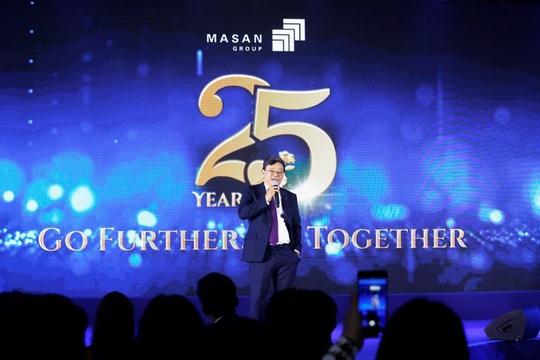 Masan Group đánh dấu 25 năm thành lập - Ảnh 1.
