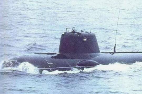 Nga sắp thử nghiệm tàu ngầm mới - Ảnh 1.