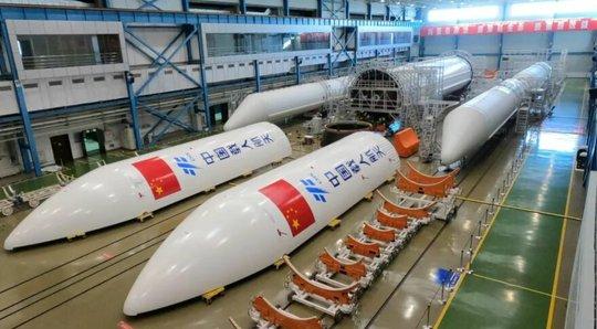 """Trung Quốc dùng """"Núi voi"""" để mở rộng tham vọng không gian - Ảnh 1."""