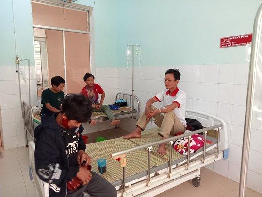 Ăn nấm lạ, 5 người ở Quảng Nam nhập viện - Ảnh 1.