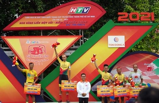 Ê kíp TP HCM thắng lớn ở vòng đua quanh TP Lạng Sơn  - Ảnh 5.