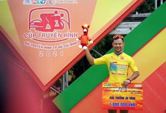 Ê kíp TP HCM thắng lớn ở vòng đua quanh TP Lạng Sơn  - Ảnh 6.