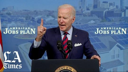 Chỉ trích phe Cộng hòa, ông Biden lo ngại Trung Quốc đi nhanh hơn Mỹ - Ảnh 1.
