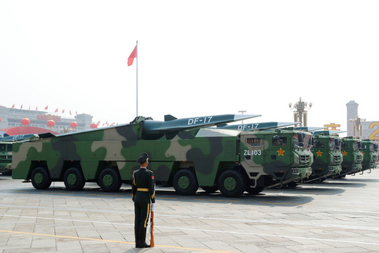 Trung Quốc dùng công nghệ Mỹ phát triển vũ khí siêu thanh - Ảnh 2.
