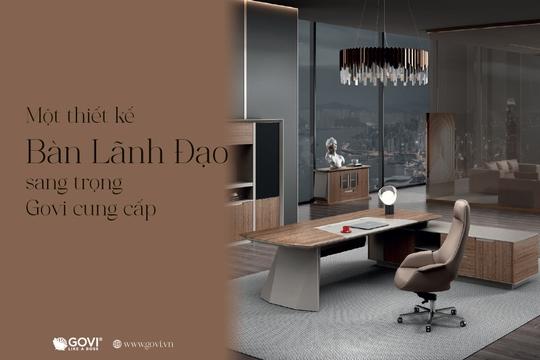 Nội thất văn phòng hiện đại Govi: Khi sáng tạo và sự đam mê là không giới hạn - Ảnh 4.