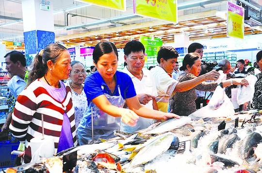 """Sức """"nóng"""" của thương hiệu bán lẻ Việt - Ảnh 1."""