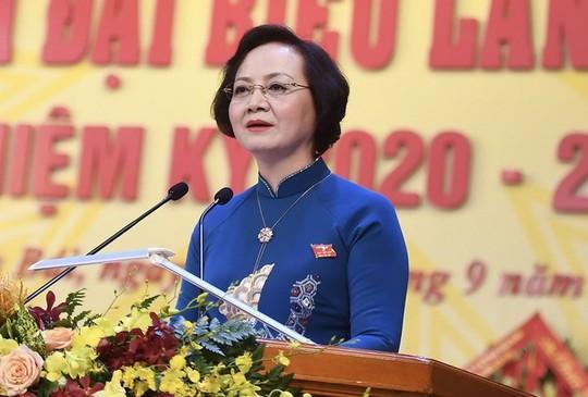 Chân dung Bộ trưởng nữ duy nhất trong Chính phủ vừa được kiện toàn - Ảnh 1.