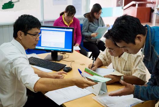Ủy quyền nhận tiền bảo hiểm xã hội một lần, trợ cấp thất nghiệp thế nào? - Ảnh 1.
