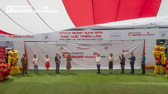 Hơn 13.000 người đăng ký Giải Marathon quốc tế TP HCM Techcombank - Ảnh 1.