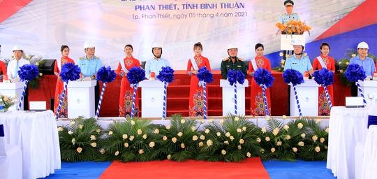 Bộ Quốc phòng nói về tiến độ xây dựng sân bay Phan Thiết - Ảnh 2.