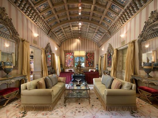 Bên trong biệt thự Bố già 90 triệu USD - Ảnh 5.