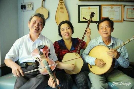 Nghệ nhân Nhân dân Lê Thanh Tùng qua đời, thọ 72 tuổi - Ảnh 3.