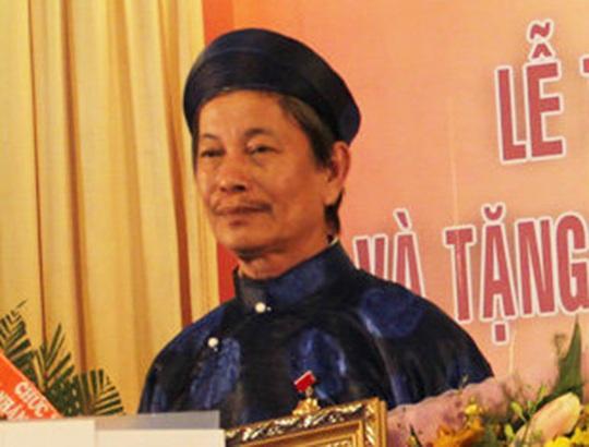 Nghệ nhân Nhân dân Lê Thanh Tùng qua đời, thọ 72 tuổi - Ảnh 1.