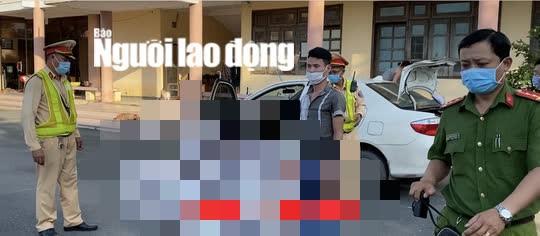 CLIP: Chở cả xe hàng lậu, tài xế nói không biết gì - Ảnh 2.