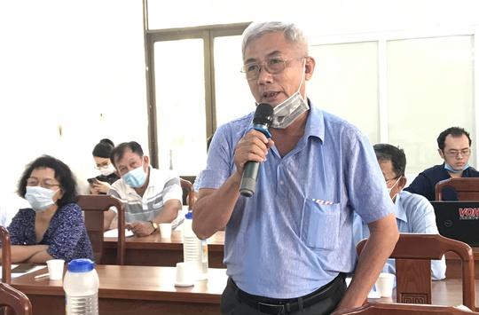 TP HCM: Cử tri mong ứng cử viên đừng để hết nhiệm kỳ còn mắc nợ dân - Ảnh 3.